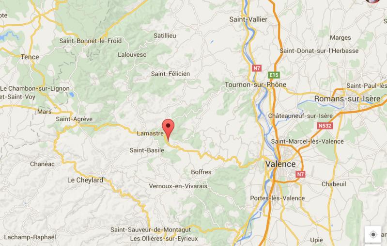 Google maps valence 1